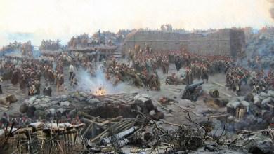 Photo of Los verdaderos héroes de la Guerra de Crimea: los constructores del tren