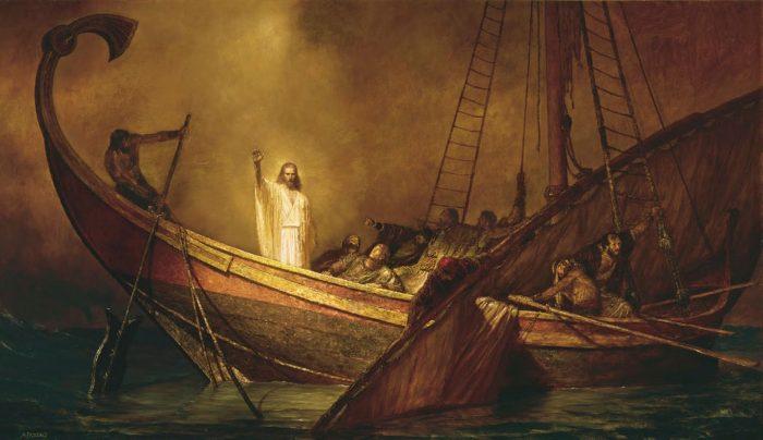 barco jesus Ginnossar galilea