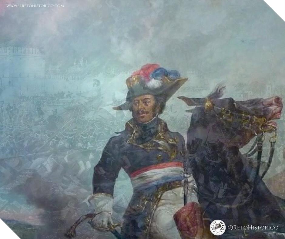 El General Thomas-Alexandre Dumas, «El Diablo Negro» del ejército de Napoleón
