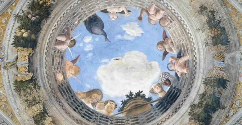 camera picta esposos mantegna