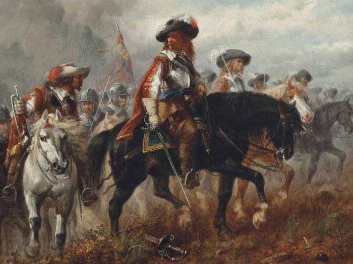 guerra civil inglesa cromwell
