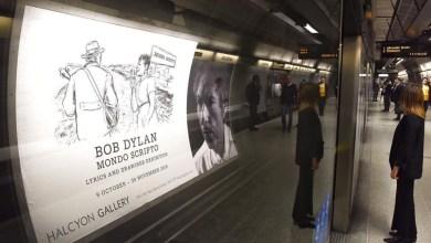 Photo of Bob Dylan dibuja sus grandes éxitos