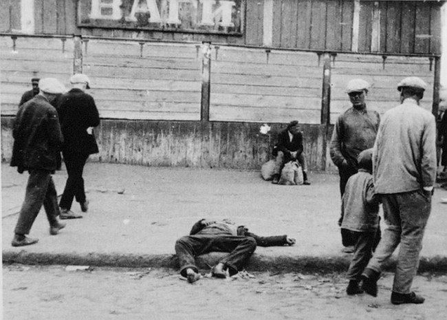 Ucrania Holodomor