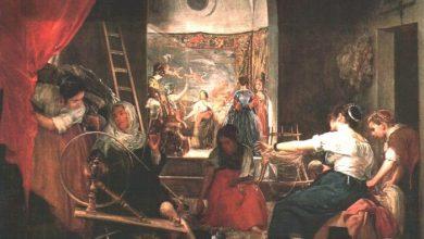 Photo of Las hilanderas de Velázquez y la metapintura