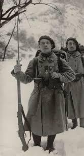 Albert Roche soldado primera guerra mundial