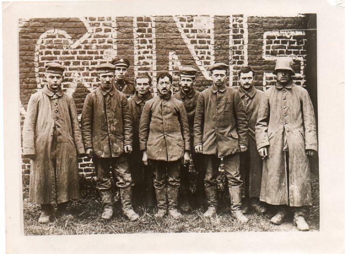 primera guerra mundial alemania