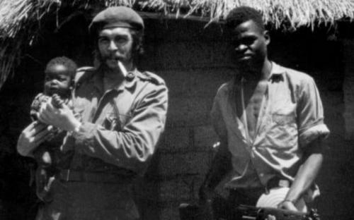 Che Guevara en Congo