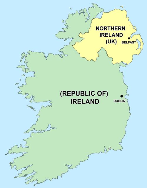 Irlanda independencia Reino Unido IRA