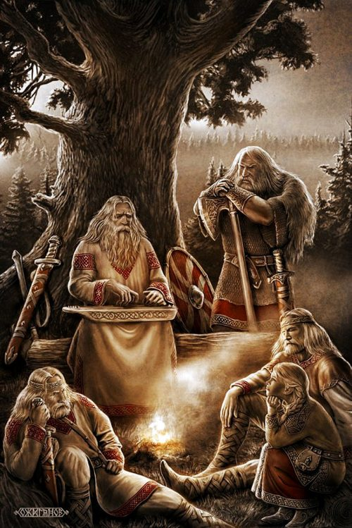 frases vikingos