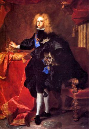 España Carlos II gobierno Felipe IV