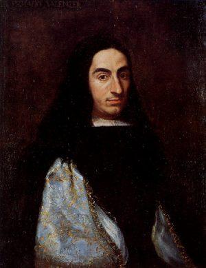 don Juan Jose de Austria España Siglo XVII Felipe IV