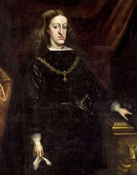 Los hombres y mujeres que rodearon a Carlos II