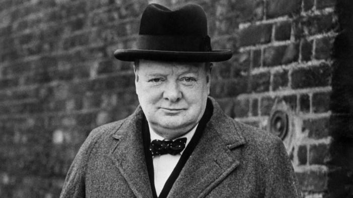 conferencia yalta guerra mundial Churchill