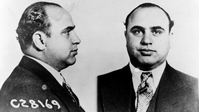 al capone gangster mafia chicago
