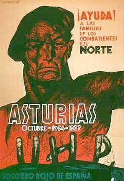 revolucion asturias 1934 octubre