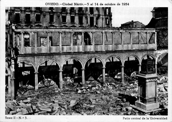 revolucion asturias 1934 octubre oviedo