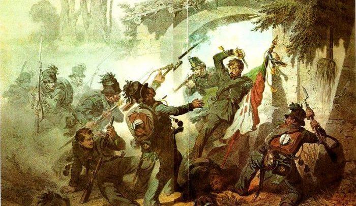 La batalla de Novara