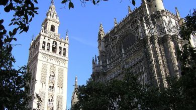 Photo of La construcción de la Giralda de Sevilla
