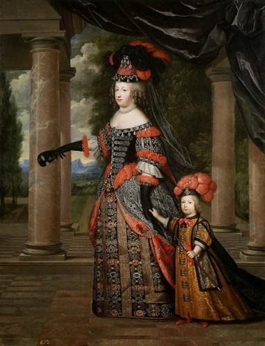 Versalles, moda, XVII