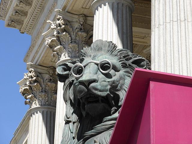 origen leones congreso Cervantes