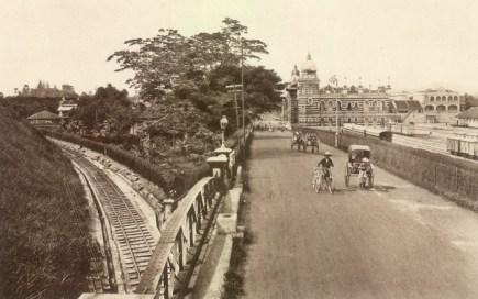 ferrocarril kuala lumpur historia