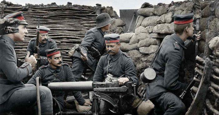 primera guerra mundial ultimo ataque