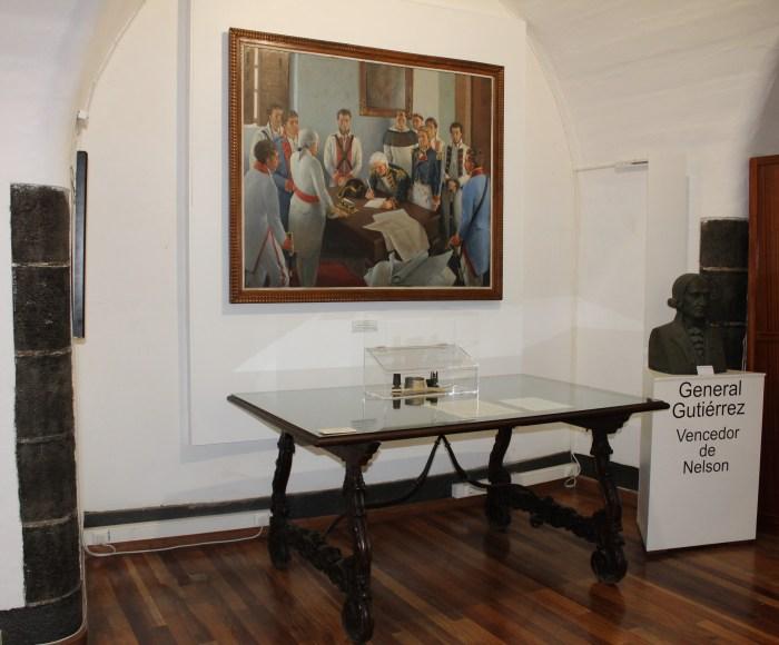 museo militar canarias