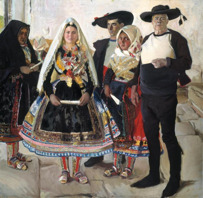 vida y obra Joaquín Sorolla Hispanic Society