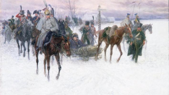 napoleon bonaparte rusia