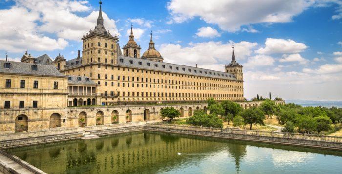 monasterio escorial felipe ii