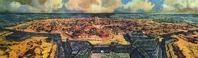 Vista de Montevideo