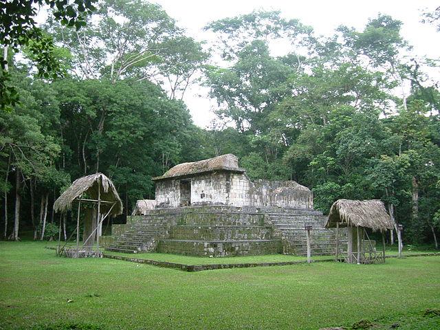 guatemala mayas ceibal