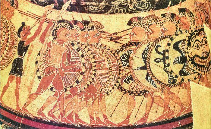 hoplitas reales