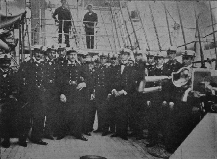 nautilus buque escuela