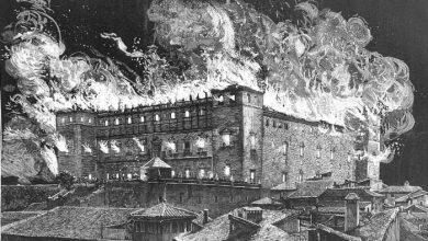 Photo of 10 incendios que han afectado a edificios históricos