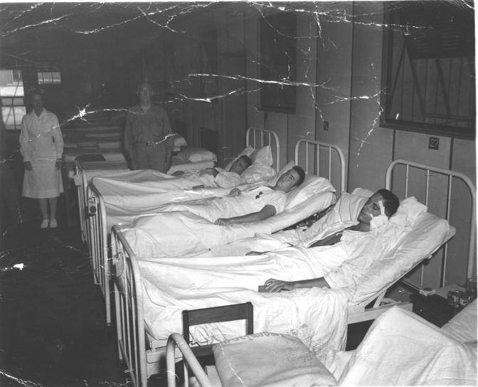 heridos guadalcanal