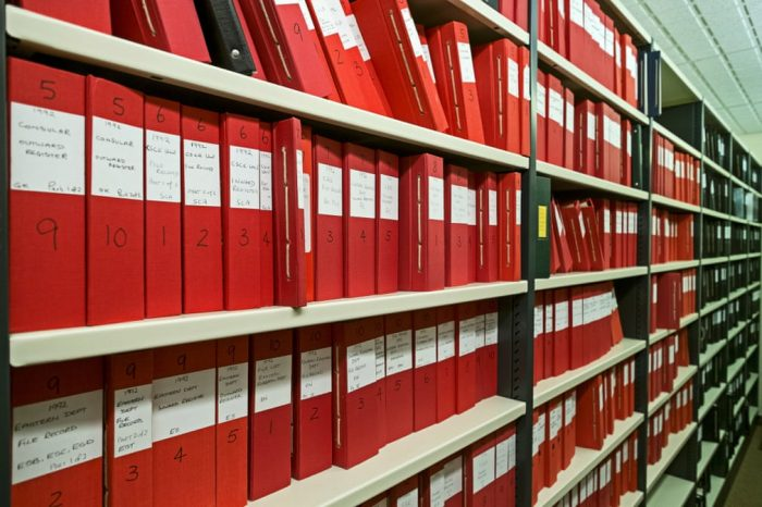 archivo colonial britanico