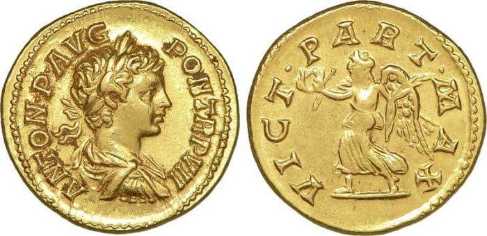 Caracalla Septimio Severo