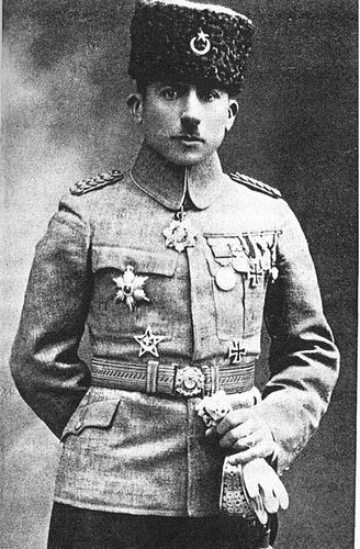 Rafael de Nogales Méndez (1879-1936).