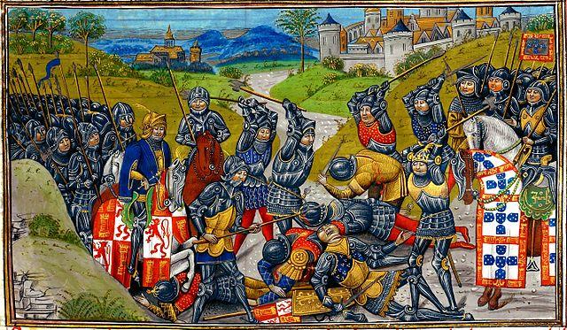 Batalla Aljubarrota