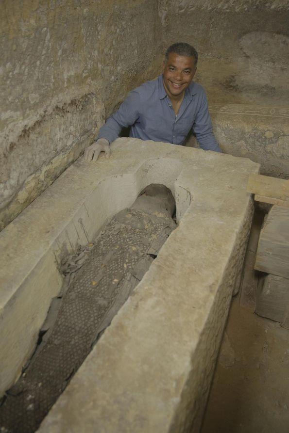 hussein arqueologo