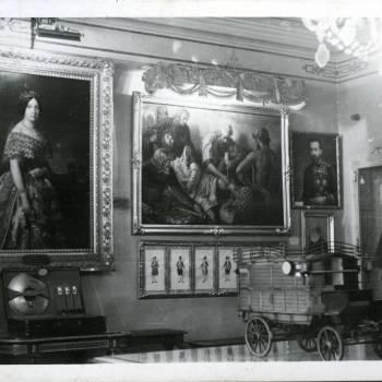 Sala del Museo deL EJERCITO. SAla SANIDAD MILITAR, 1978
