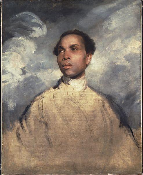 retrato inacabado