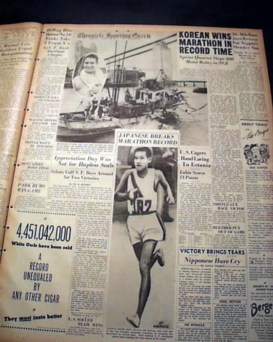 maraton olimpico 1936