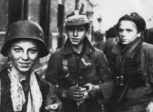 Insurgentes de Varsovia