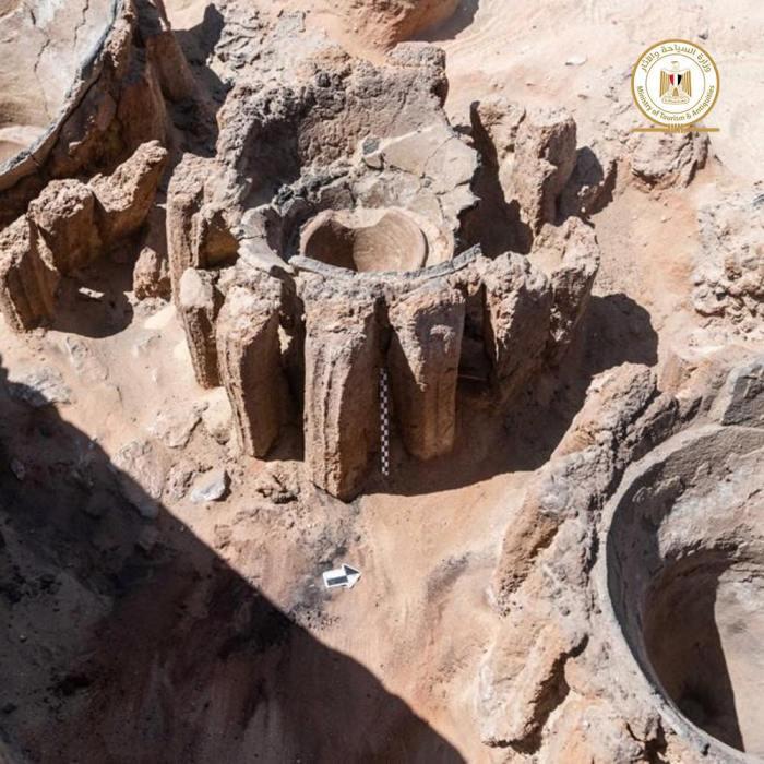 (foto: Ministerio de Antigüedades de Egipto)