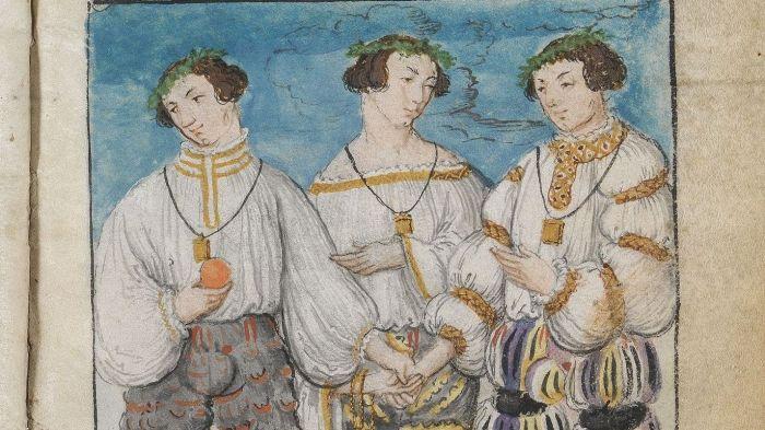 moda historia camisa española