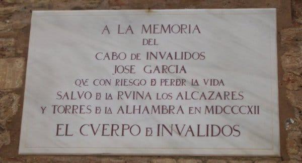 alhambra invalidos