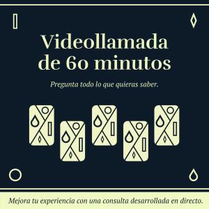 Videollamada 60 minutos
