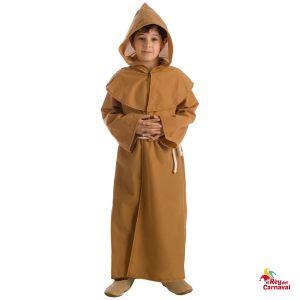 disfraz infantil fraile